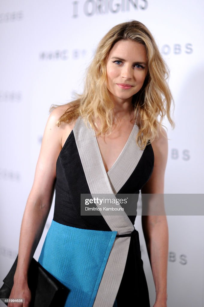 Actress Brit Marling attends the 'I Origins' screening at Sunshine Landmark on July 10, 2014 in New York City.