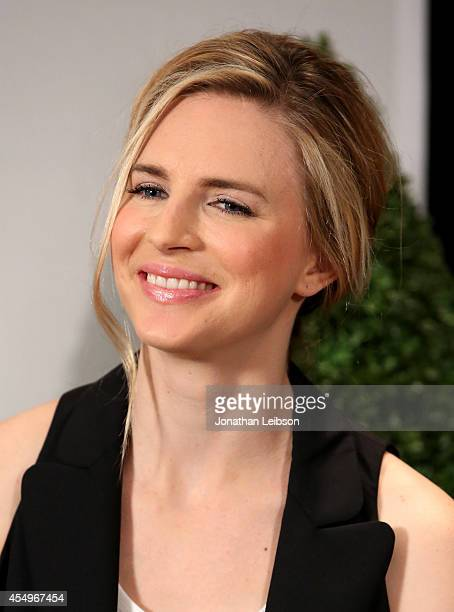 Actress Brit Marling attends the Variety Studio presented by Moroccanoil at Holt Renfrew during the 2014 Toronto International Film Festival on...