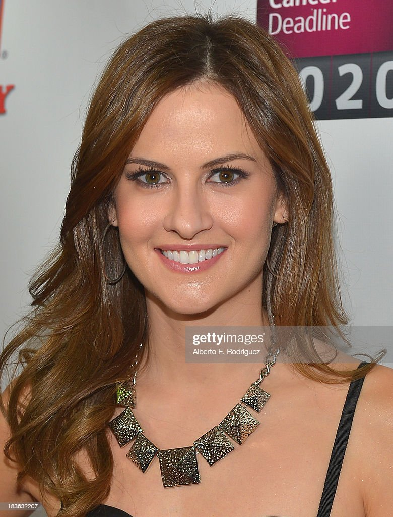 Actress Brit Shaw attends The National Breast Cancer Coalition Fund presents The 13th Annual Les Girls at the Avalon on October 7, 2013 in Hollywood, California.
