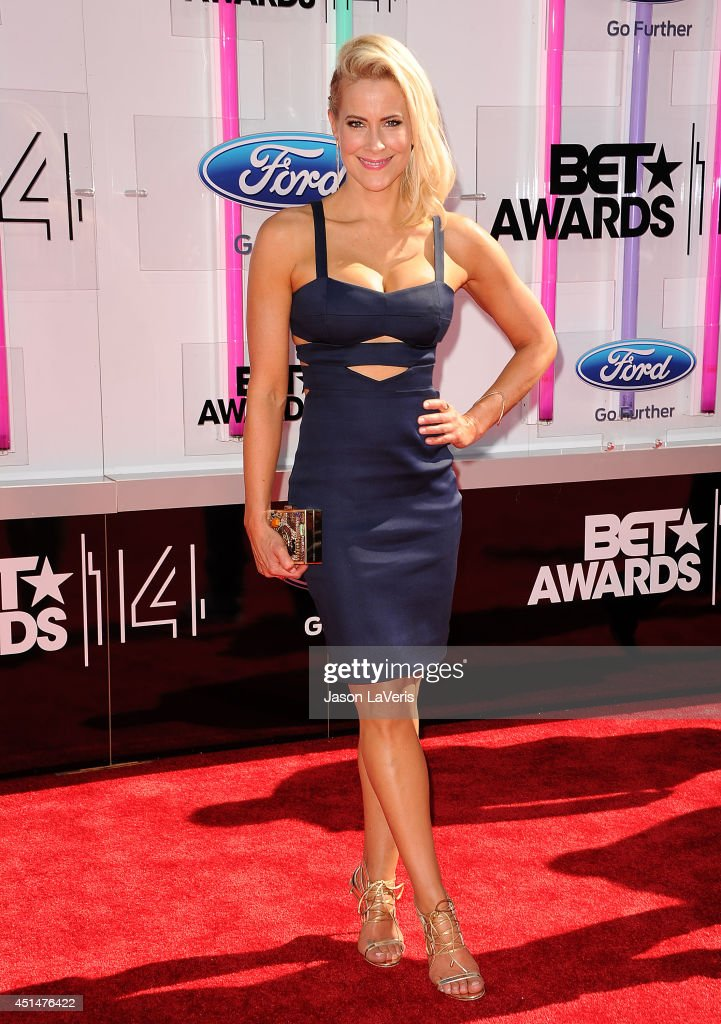 Actress Brittany Daniel attends the 2014 BET Awards at Nokia Plaza L.A. LIVE on June 29, 2014 in Los Angeles, California.