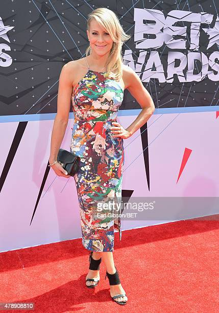 Actress Brittany Daniel attends the 2015 BET Awards at the Microsoft Theater on June 28 2015 in Los Angeles California