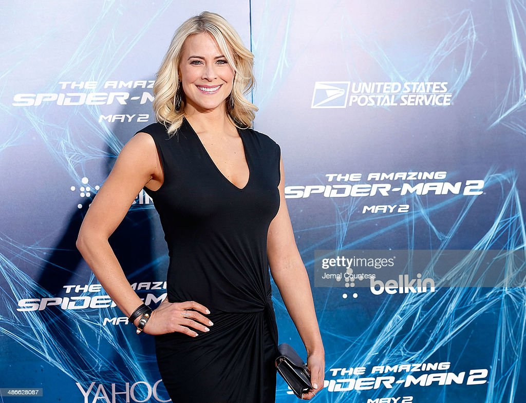 Actress <a gi-track='captionPersonalityLinkClicked' href=/galleries/search?phrase=Brittany+Daniel&family=editorial&specificpeople=211269 ng-click='$event.stopPropagation()'>Brittany Daniel</a> attends 'The Amazing Spider-Man 2' premiere at the Ziegfeld Theater on April 24, 2014 in New York City.