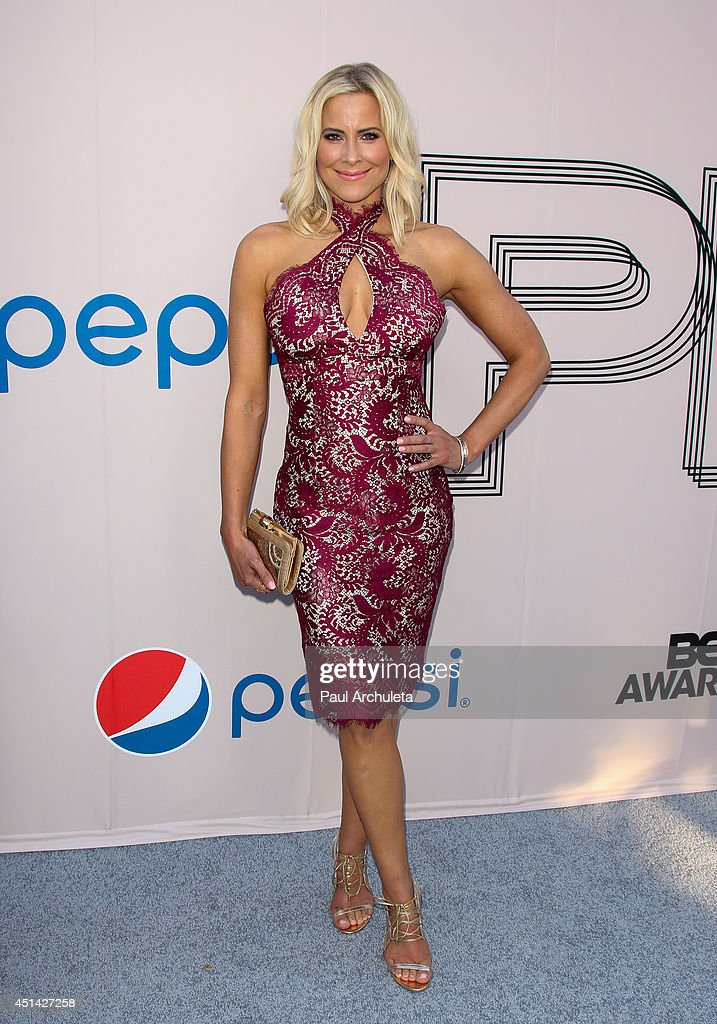 Actress <a gi-track='captionPersonalityLinkClicked' href=/galleries/search?phrase=Brittany+Daniel&family=editorial&specificpeople=211269 ng-click='$event.stopPropagation()'>Brittany Daniel</a> attends the Pre 'BET Awards' Dinner at Milk Studios on June 28, 2014 in Los Angeles, California.