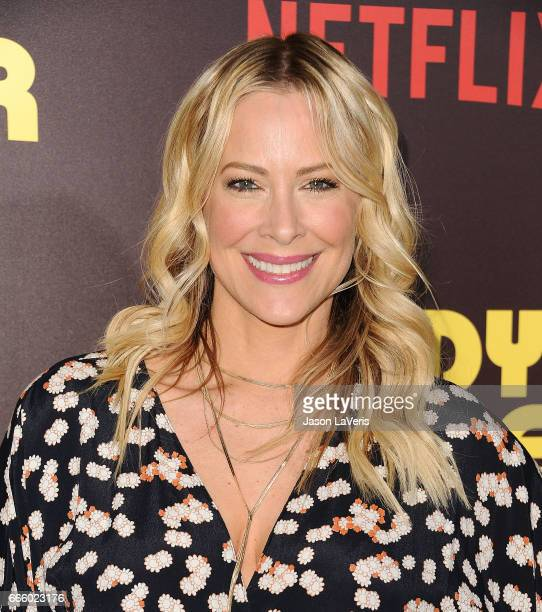 Actress Brittany Daniel attends the premiere of 'Sandy Wexler' at ArcLight Cinemas Cinerama Dome on April 6 2017 in Hollywood California
