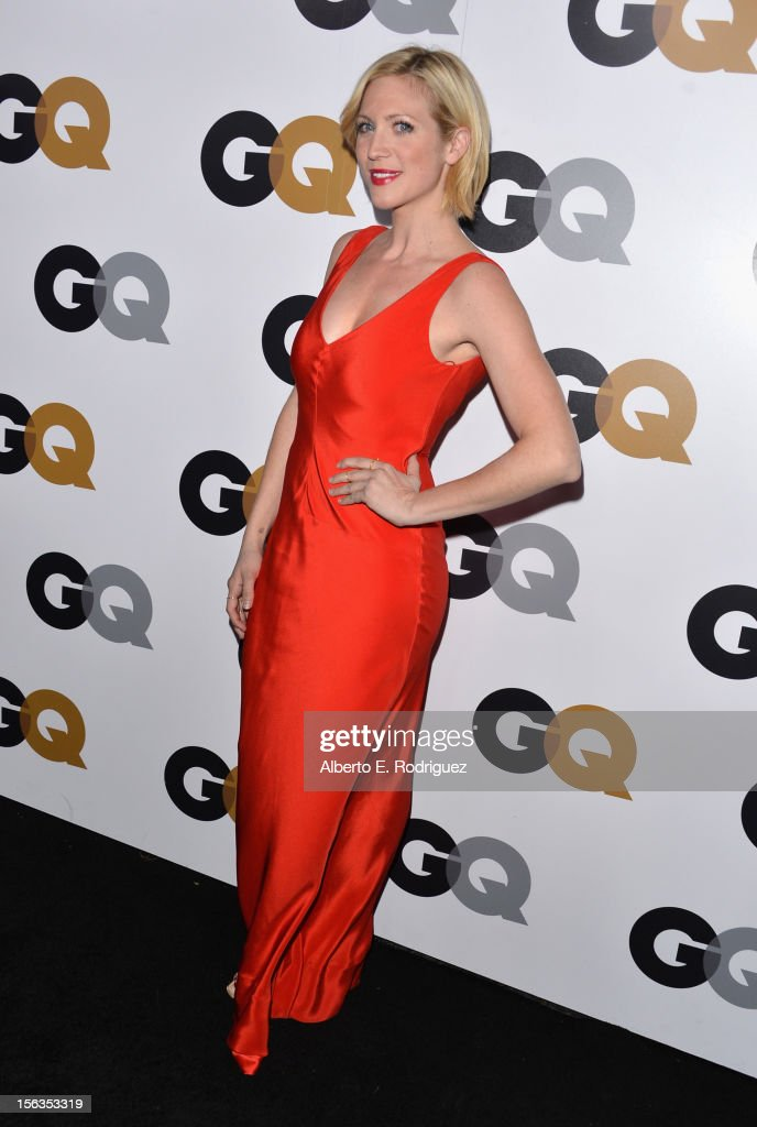 Actress Brittany Snow arrives at the GQ Men of the Year Party at Chateau Marmont on November 13, 2012 in Los Angeles, California.