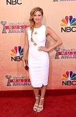 Actress Brittany Snow attends the 2015 iHeartRadio Music Awards which broadcasted live on NBC from The Shrine Auditorium on March 29 2015 in Los...