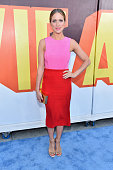 Actress Brittany Snow attends The 2015 MTV Movie Awards at Nokia Theatre LA Live on April 12 2015 in Los Angeles California