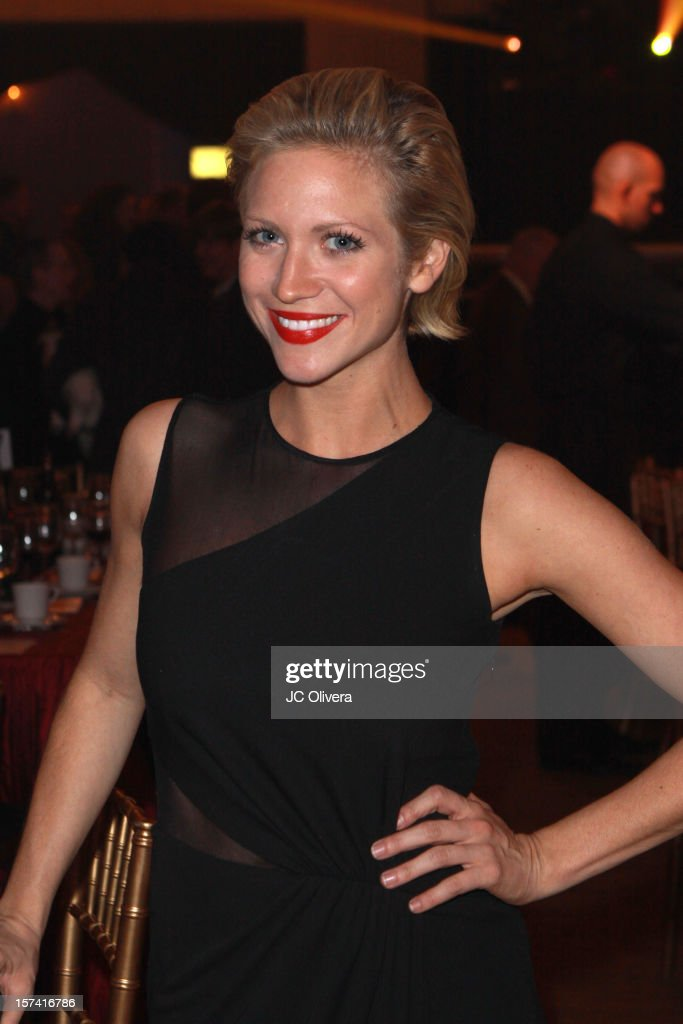 Actress Brittany Snow attends 'Trevor Live' honoring Katy Perry and Audi of America for The Trevor Project held at The Hollywood Palladium on December 2, 2012 in Los Angeles, California.