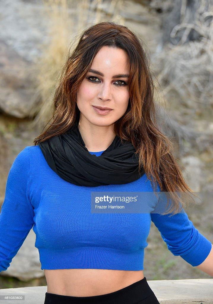 Actress Bérénice Marlohe attends a screening of 57 at the Camelot Theatres at the 26th Annual Palm Springs International Film Festival Film Day 3...