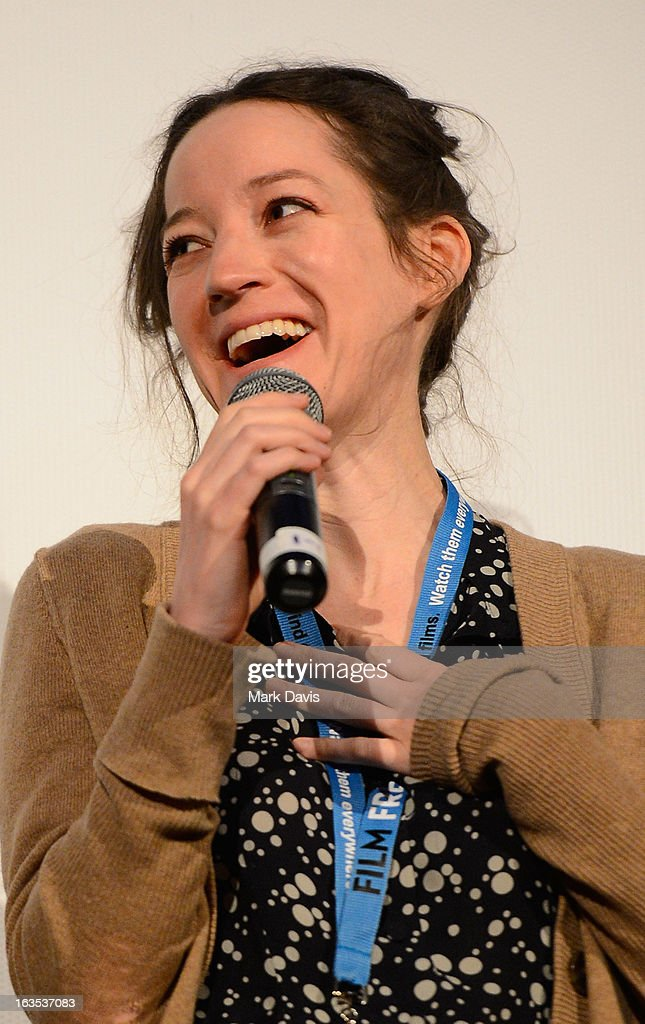 Actress Brooke Blum attends the 'Swim Little Fish Swim' photo op held at the 2013 SXSW Music, Film + Interactive Festival at held at the Alamo Ritz on March 11, 2013 in Austin, Texas.