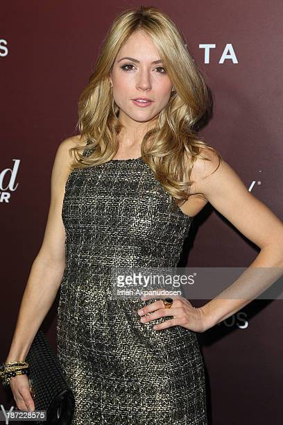 Actress Brooke Nevin attends The Hollywood Reporter's 'Next Gen' 20th Anniversary Gala at Hammer Museum on November 6 2013 in Westwood California
