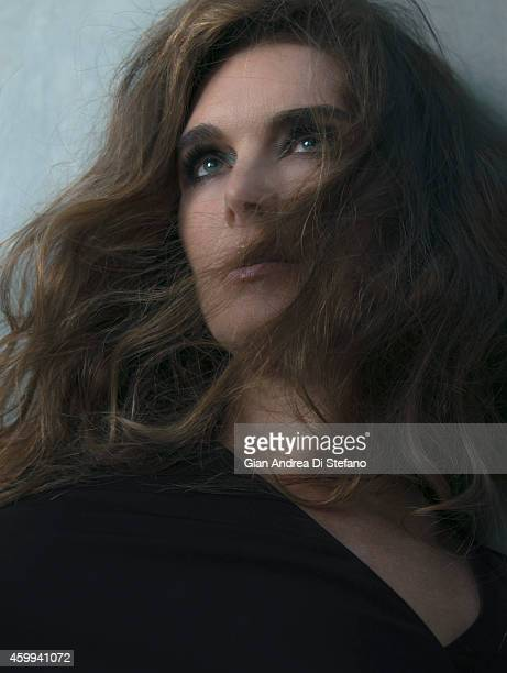 Actress Brooke Shields is photographed for Social Life on July 18 in New York City