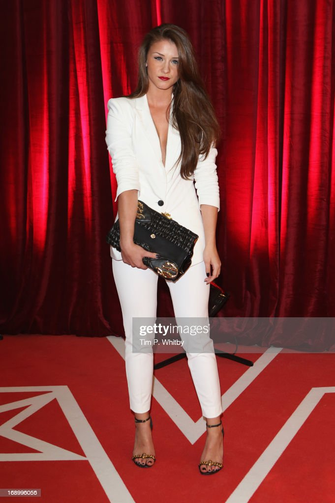 Actress Brooke Vincent attends the British Soap Awards at Media City on May 18, 2013 in Manchester, England.