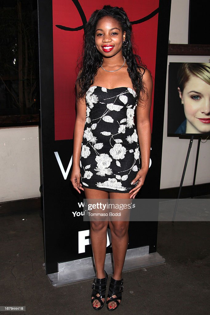 Actress Brooklyn Lowe attends the 1 year anniversary celebration for the WIGS Digital Channel held at Akasha on May 2, 2013 in Culver City, California.