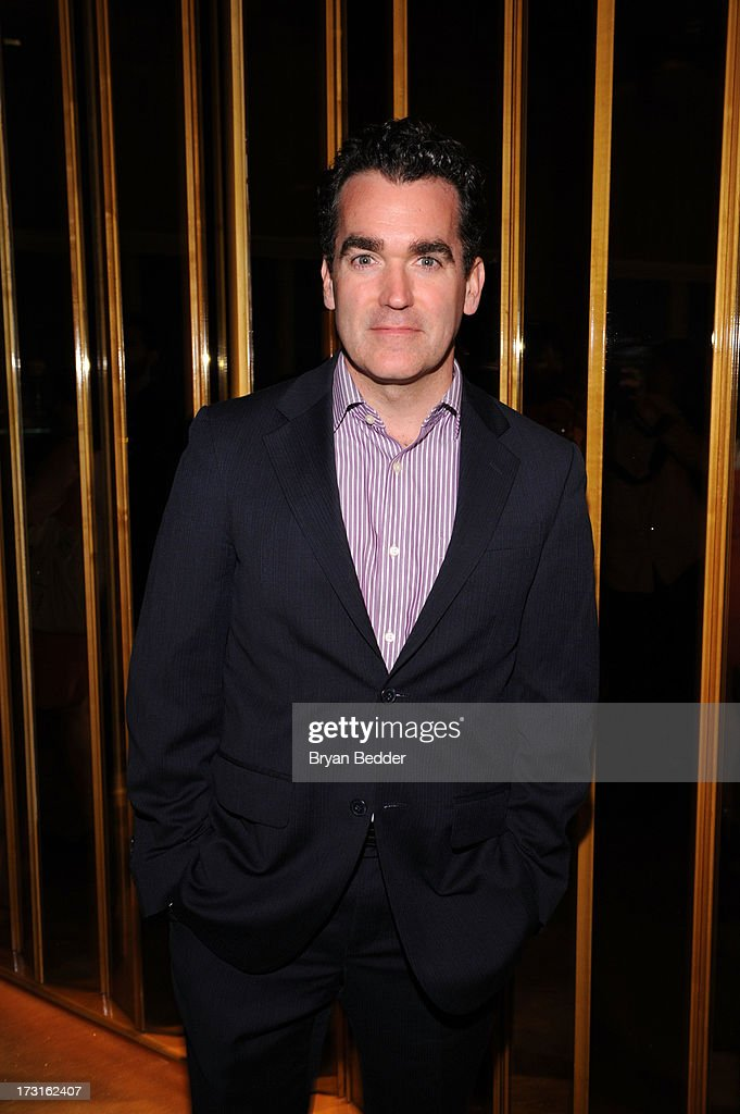 Actress Bryan D'Arcy James attends the after party at the New York premiere of FRUITVALE STATION, hosted by The Weinstein Company, BET Films and CIROC Vodka on July 8, 2013 in New York City.