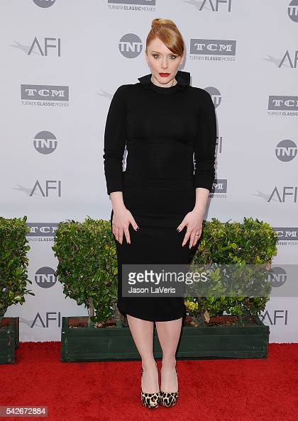 Actress Bryce Dallas Howard attends the 44th AFI Life Achievement Awards gala tribute at Dolby Theatre on June 9 2016 in Hollywood California