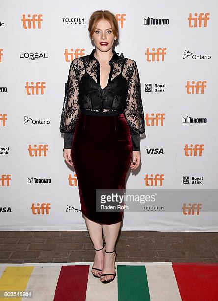 Actress Bryce Dallas Howard attends the 'Black Mirror' Premiere during the 2016 Toronto International Film Festival at Ryerson Theatre on September...