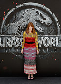 'Jurassic World: El Reino Caido' Madrid Photocall
