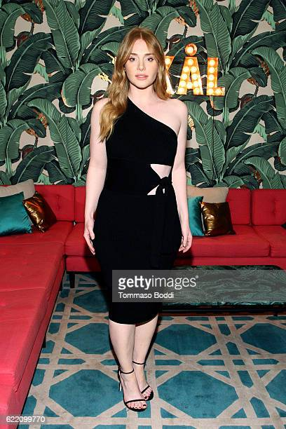 Actress Bryce Dallas Howard attends the TWCDimension celebrates the Cast and Filmmakers of 'Gold' at the private residence of Jonas Tahlin CEO...