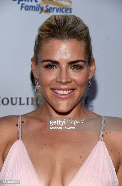 Actress Busy Philipps arrives at the Uplift Family Services at Hollygrove Gala at the W Hollywood on May 18 2017 in Hollywood California