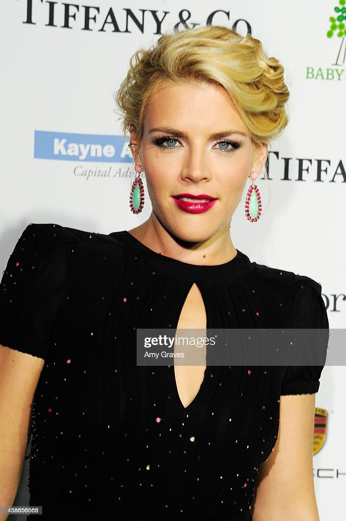 Actress Busy Philipps attends the 2014 Baby2Baby Gala presented by Tiffany Co on November 8 2014 in Culver City California
