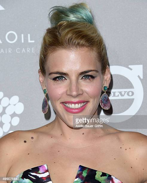 Actress Busy Philipps attends the 2015 Baby2Baby Gala at 3LABS on November 14 2015 in Culver City California