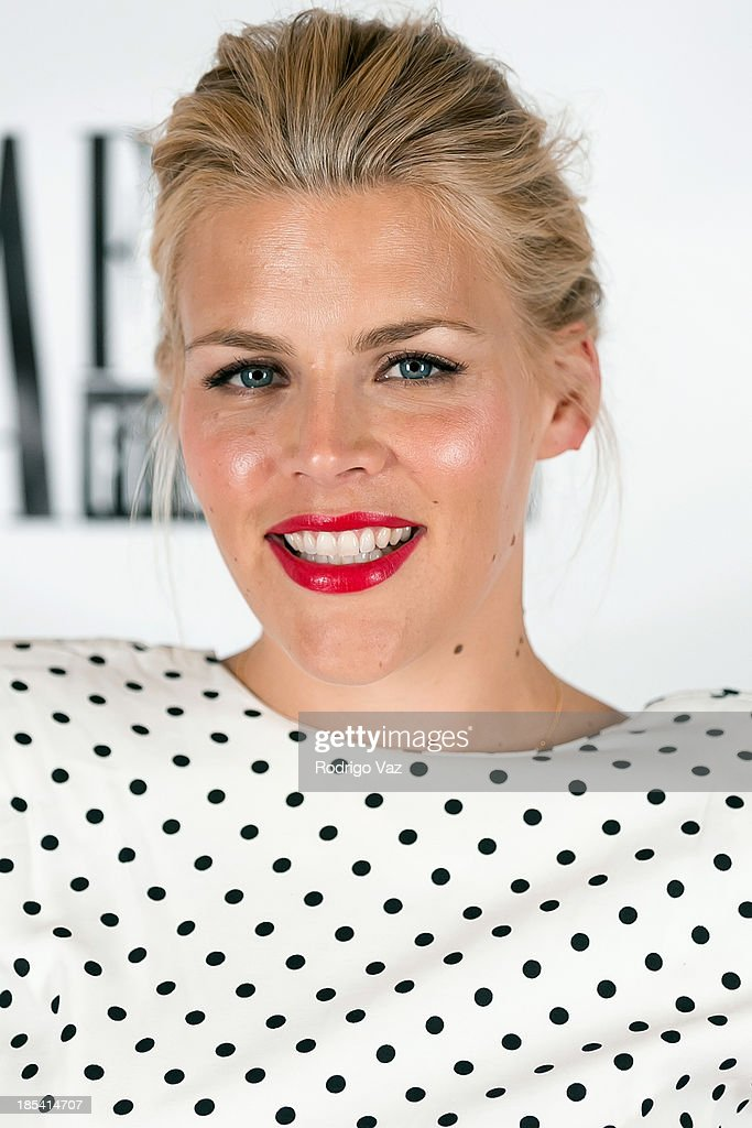 Actress <a gi-track='captionPersonalityLinkClicked' href=/galleries/search?phrase=Busy+Philipps&family=editorial&specificpeople=216133 ng-click='$event.stopPropagation()'>Busy Philipps</a> attends the 9th Annual La Femme International Film Festival 'A Case Of You' premiere at Regal Cinemas L.A. Live on October 19, 2013 in Los Angeles, California.
