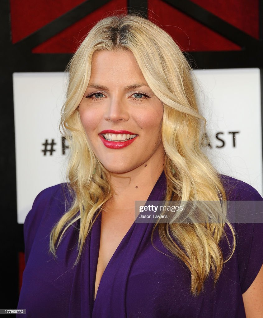 Actress <a gi-track='captionPersonalityLinkClicked' href=/galleries/search?phrase=Busy+Philipps&family=editorial&specificpeople=216133 ng-click='$event.stopPropagation()'>Busy Philipps</a> attends the Comedy Central Roast of James Franco at Culver Studios on August 25, 2013 in Culver City, California.