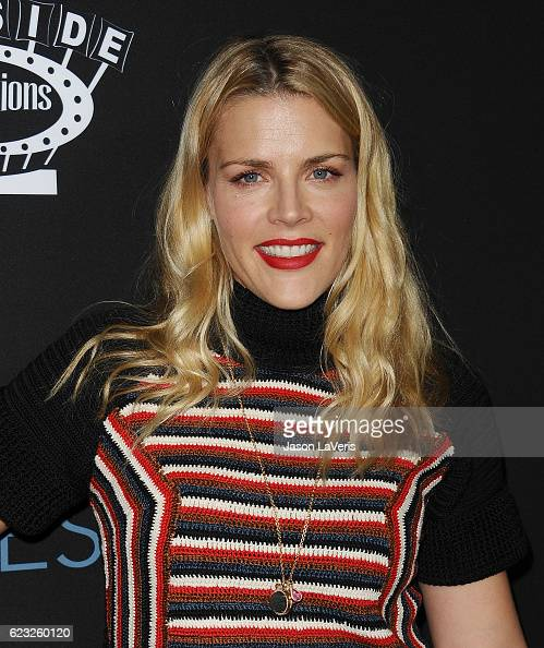 Actress Busy Philipps attends the premiere of 'Manchester by the Sea' at Samuel Goldwyn Theater on November 14 2016 in Beverly Hills California