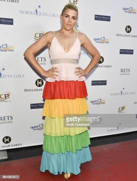 Actress Busy Philipps attends Uplift Family Services at Hollygrove Gala at W Hollywood on May 18 2017 in Hollywood California
