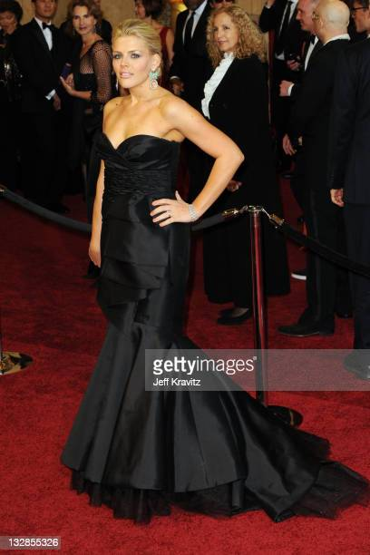Actress Busy Phillips arrives at the 83rd Annual Academy Awards held at the Kodak Theatre on February 27 2011 in Los Angeles California