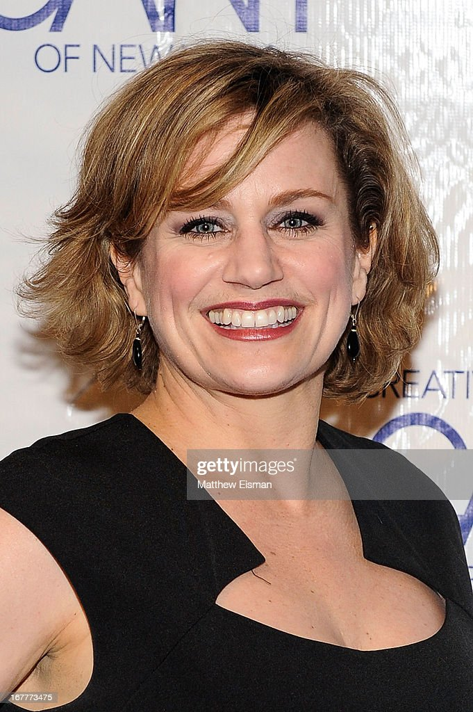 Actress Cady Huffman attends the 2013 Creative Alternatives of New York 'The Pearl Gala' at The Edison Ballroom on April 29, 2013 in New York City.