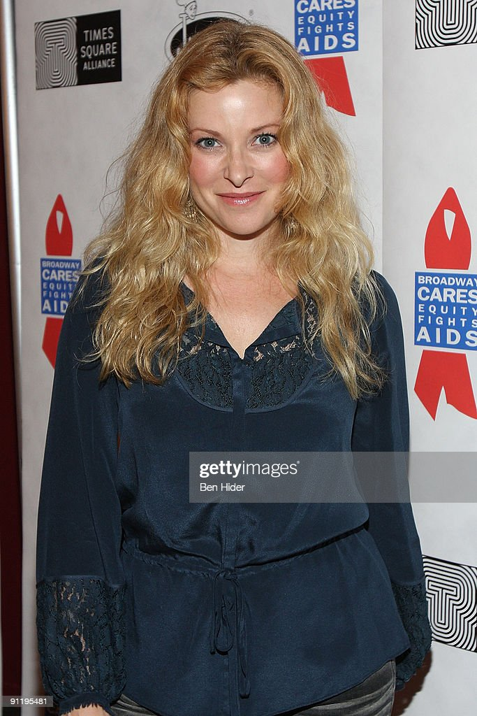 Actress Cady McClain attends the 23rd Annual Broadway Flea Market & Grand Auction at Roseland Ballroom on September 27, 2009 in New York City.