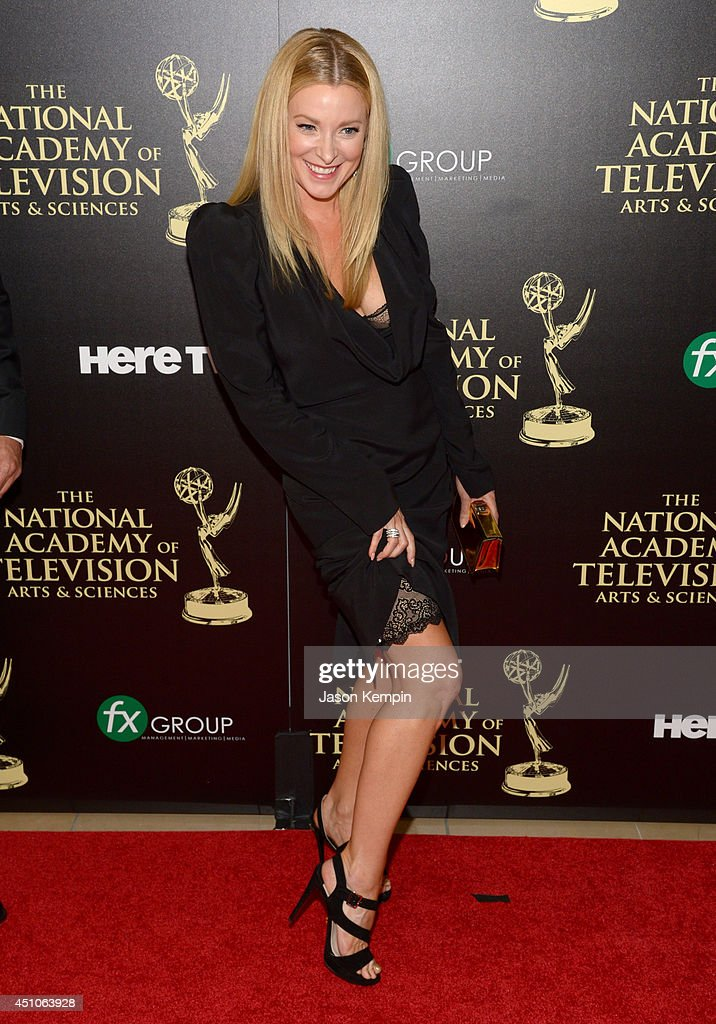 Actress Cady McClain attends The 41st Annual Daytime Emmy Awards at The Beverly Hilton Hotel on June 22, 2014 in Beverly Hills, California.
