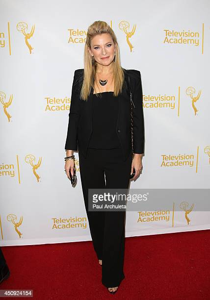 Actress Cady McClain attends the Daytime Emmy Nominee Reception at The London West Hollywood on June 19 2014 in West Hollywood California