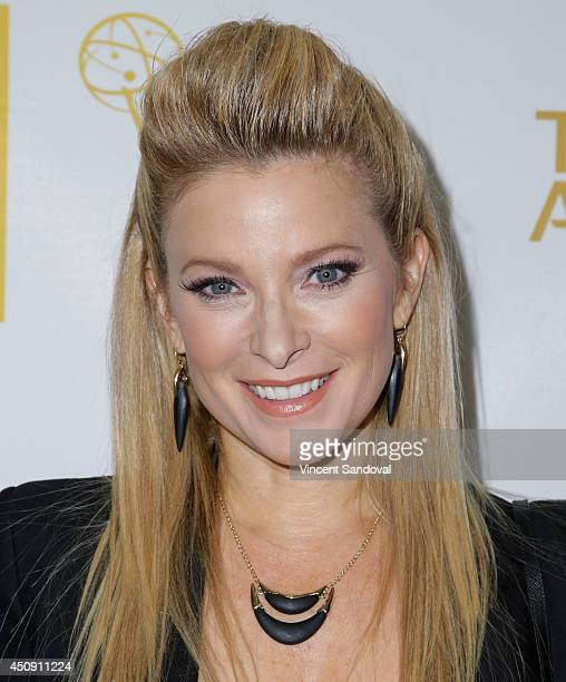 Actress Cady McClain attends the Television Academy Daytime Emmy Nominee reception at The London West Hollywood on June 19 2014 in West Hollywood...