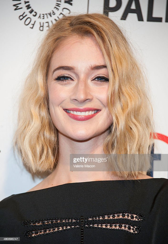 Actress Caitlin Fitzgerald attends The Paley Center For Media's PaleyFest 2014 Honoring 'Masters Of Sex' at Dolby Theatre on March 24, 2014 in Hollywood, California.