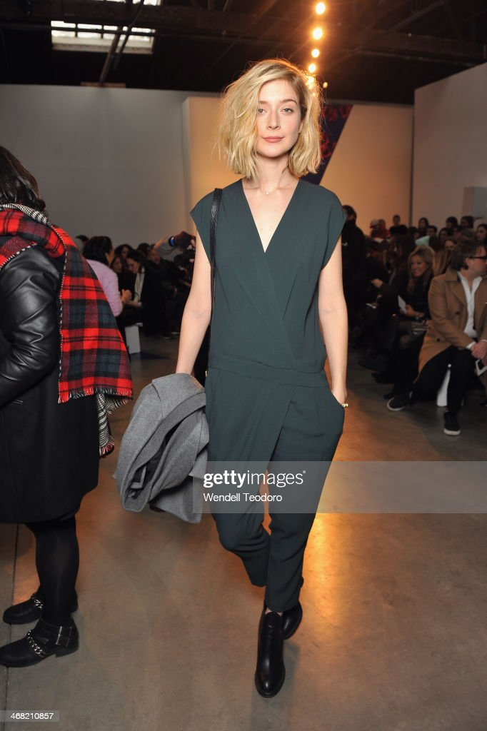Thakoon front row backstage mercedes benz fashion for Mercedes benz of brooklyn new york