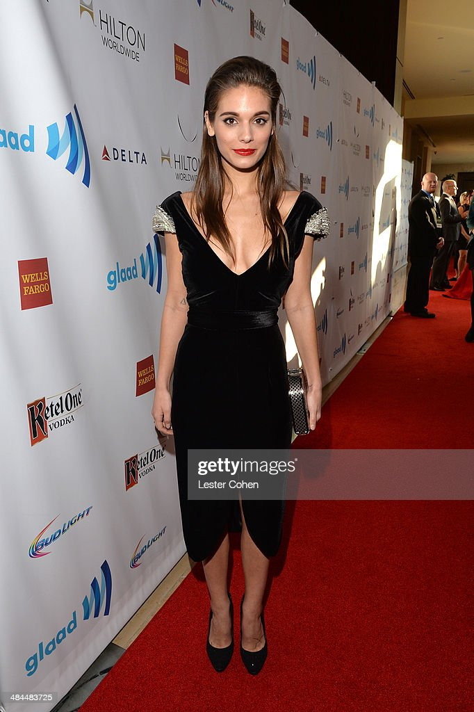 25th Annual GLAAD Media Awards - Red Carpet
