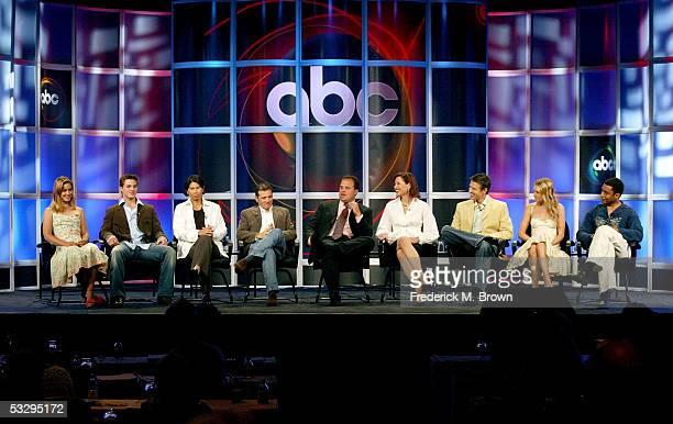 Actress Caitlin Wachs actor Matt Lanter Executive Producer Dee Johnson Executive Producer Marc Frydman Show Creator/Executive Producer Rod Lurie...