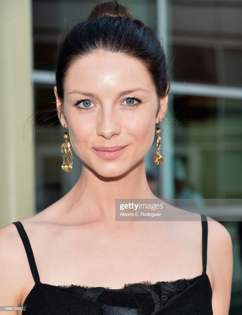 Actress Caitriona Balfe attends a special screening of Summit Entertainment's 'Now You See Me' at the ArcLight Theaters Hollywood on May 23, 2013 in Hollywood, California.