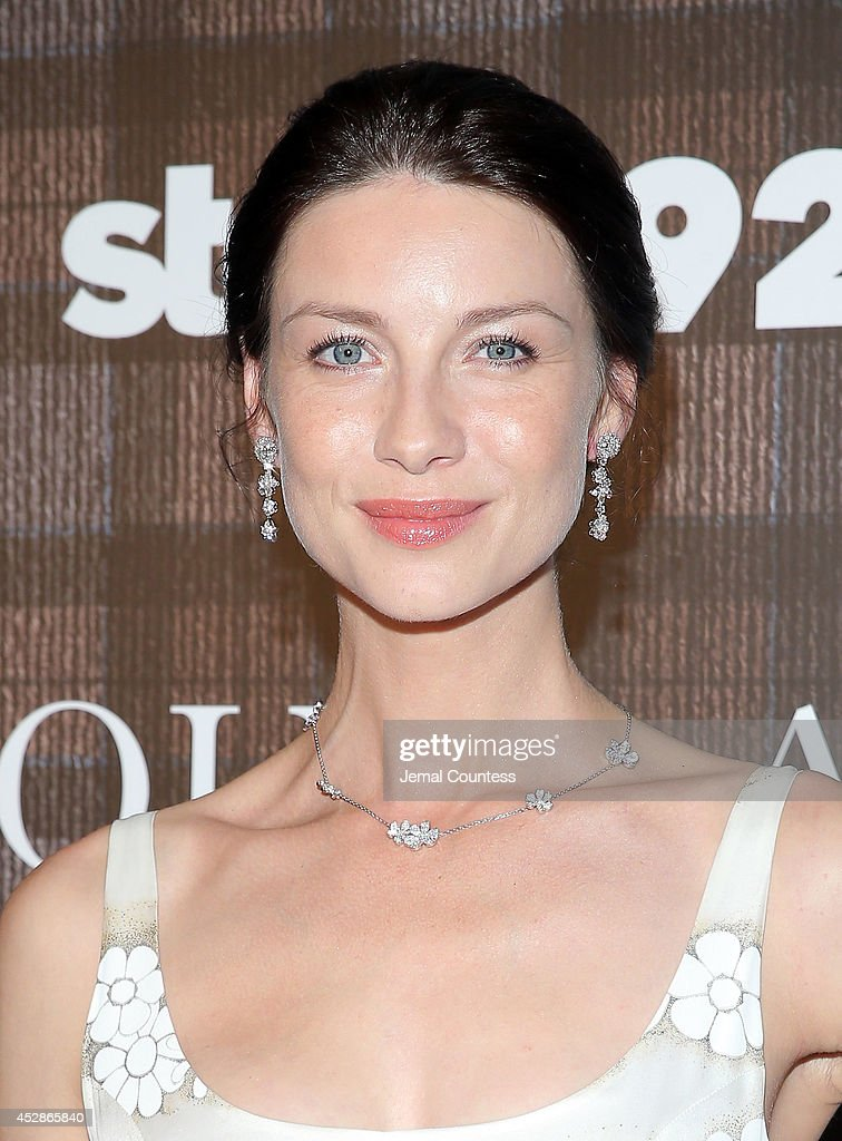 Actress <a gi-track='captionPersonalityLinkClicked' href=/galleries/search?phrase=Caitriona+Balfe&family=editorial&specificpeople=4359165 ng-click='$event.stopPropagation()'>Caitriona Balfe</a> attends the 'Outlander' series screening at 92nd Street Y on July 28, 2014 in New York City.