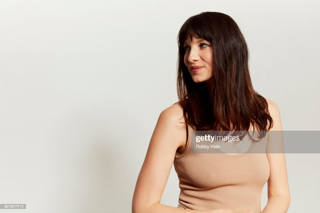 Actress Caitriona Balfe from Starz' 'Outlander' poses for a portrait during Comic-Con 2017 at Hard Rock Hotel San Diego on July 21, 2017 in San Diego, California.
