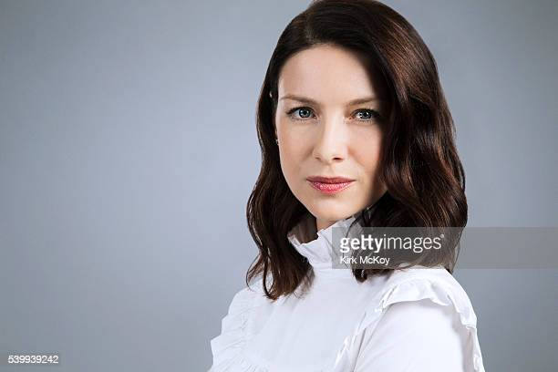 Actress Caitriona Balfe is photographed for Los Angeles Times on June 6 2016 in Los Angeles California PUBLISHED IMAGE CREDIT MUST READ Kirk...
