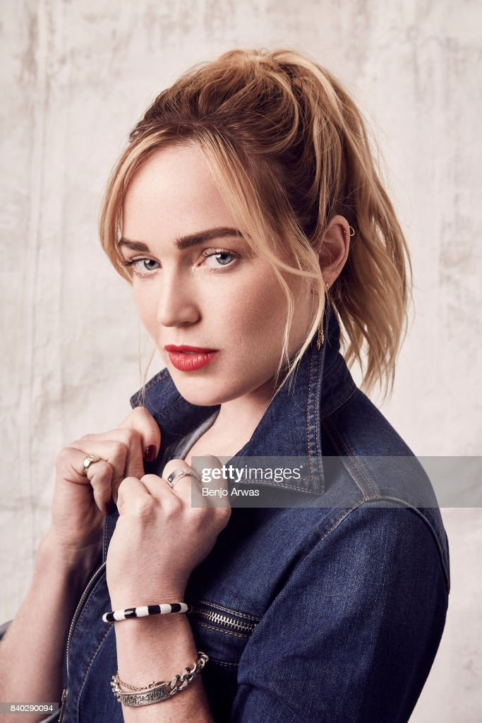 Actress Caity Lotz of CW's 'DC's Legends of Tomorrow' poses for a portrait during the 2017 Summer Television Critics Association Press Tour at The Beverly Hilton Hotel on August 2, 2017 in Beverly Hills, California.