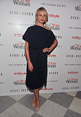 Actress Cameron Diaz attends The Cinema Society Bobbi Brown With InStyle screening of 'The Other Woman' at The Paley Center for Media on April 24...