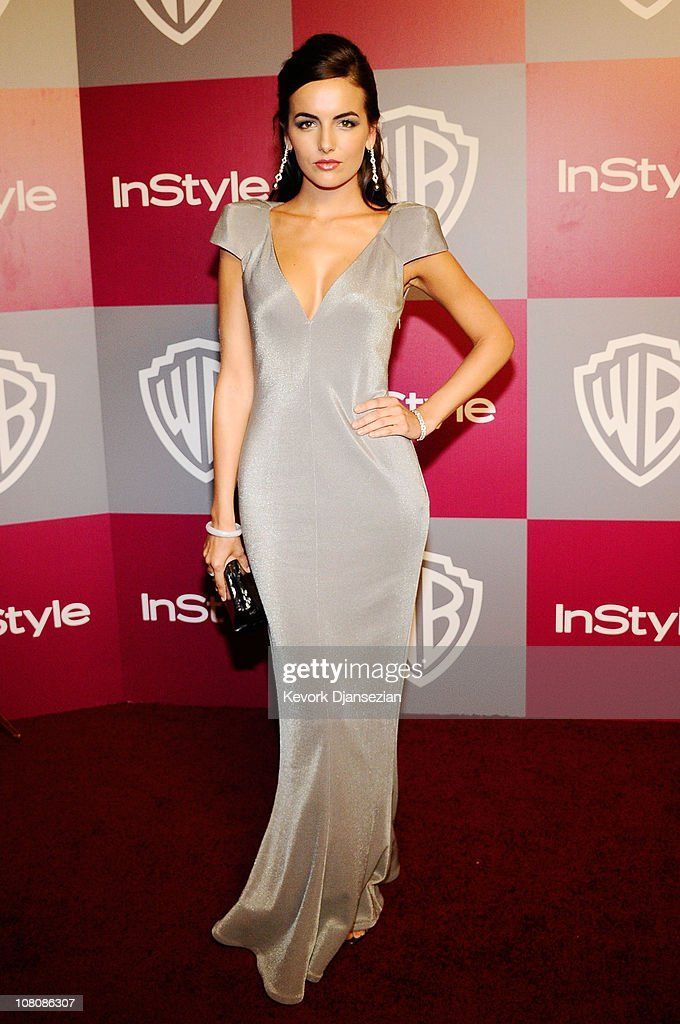 Actress Camilla Belle arrives at the 2011 InStyle And Warner Bros. 68th Annual Golden Globe Awards post-party held at The Beverly Hilton hotel on January 16, 2011 in Beverly Hills, California.