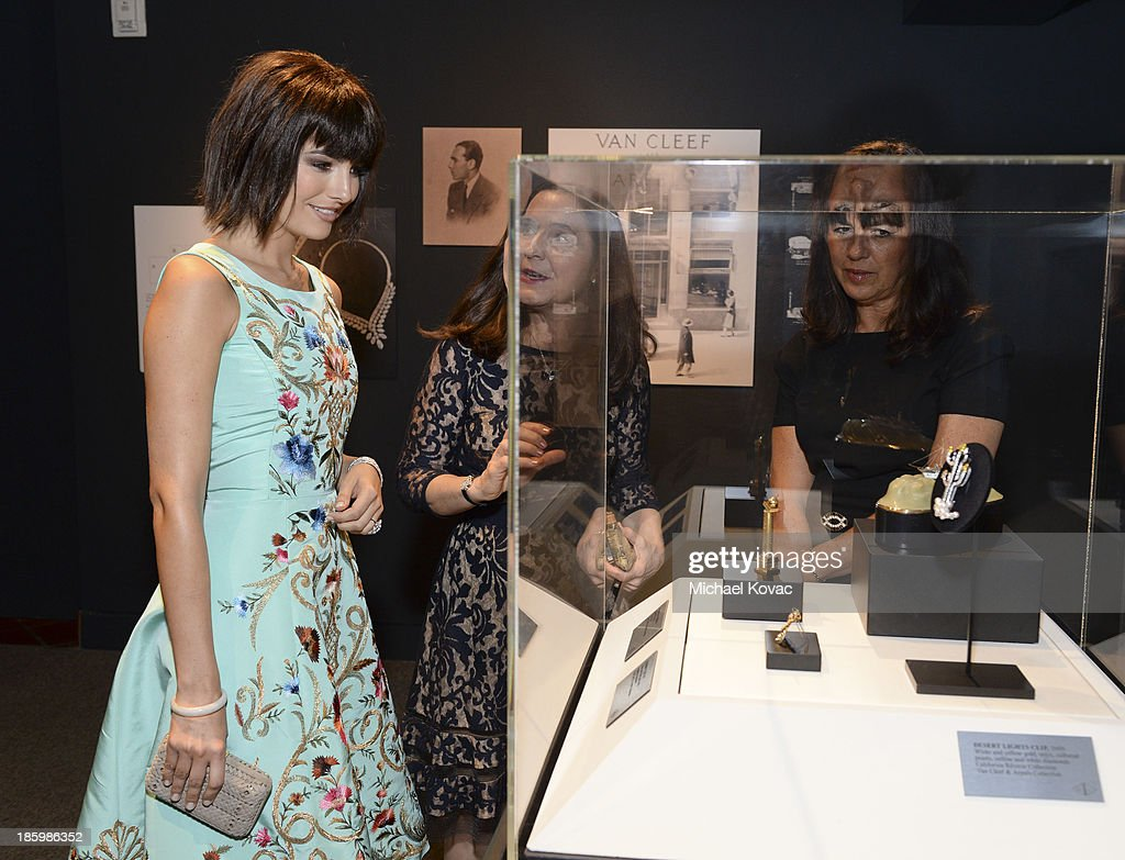 Actress Camilla Belle attends A Quest for Beauty: The Art Of Van Cleef & Arpels at The Bowers Museum on October 26, 2013 in Santa Ana, California.