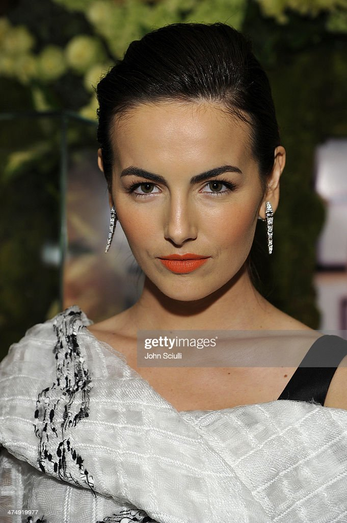 Actress <a gi-track='captionPersonalityLinkClicked' href=/galleries/search?phrase=Camilla+Belle&family=editorial&specificpeople=210585 ng-click='$event.stopPropagation()'>Camilla Belle</a> attends 'Decades of Glamour' presented by BVLGARI on February 25, 2014 in West Hollywood, California.
