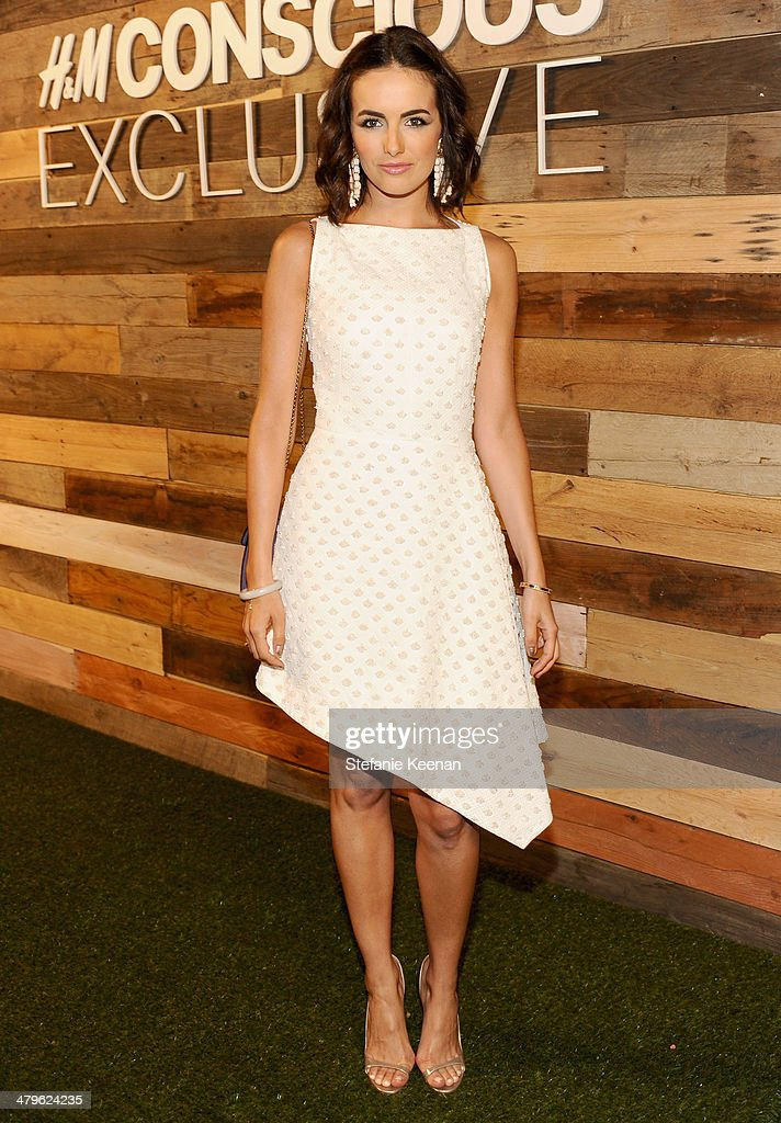 Actress <a gi-track='captionPersonalityLinkClicked' href=/galleries/search?phrase=Camilla+Belle&family=editorial&specificpeople=210585 ng-click='$event.stopPropagation()'>Camilla Belle</a> attends H&M Conscious Exclusive Dinner at Eveleigh on March 19, 2014 in West Hollywood, California.
